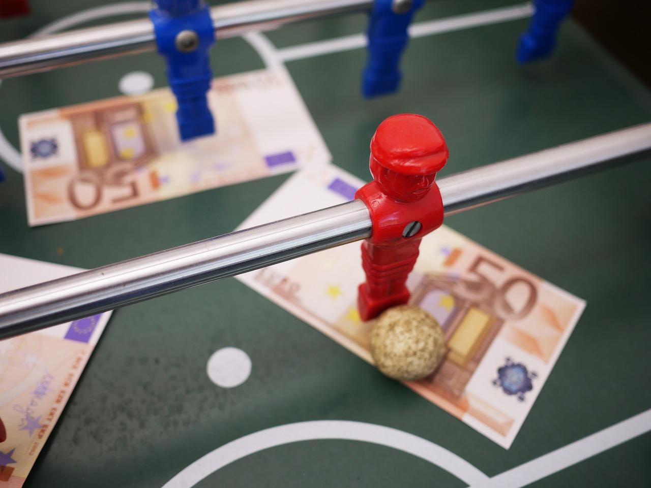 Sistemul din spatele pariurilor sportive pe meciuri de fotbal